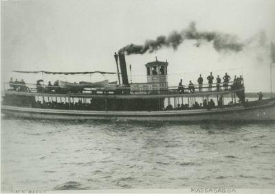 MASSASSAUGA (1881, Propeller)