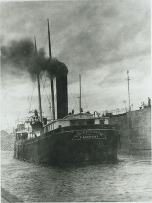 KETCHUM, V.H. (1874, Bulk Freighter)