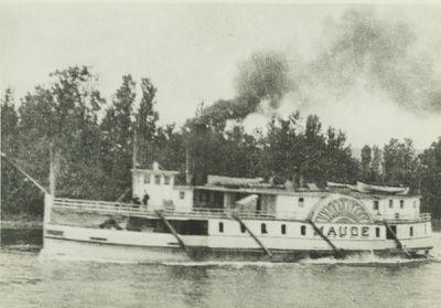 MAUDE (1871, Steamer)