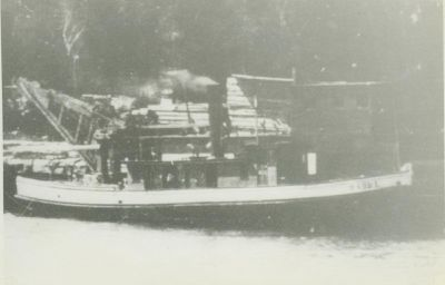 MAUDE (1902, Tug (Towboat))
