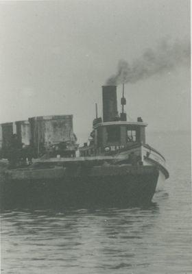 MAUD S. (1881, Tug (Towboat))
