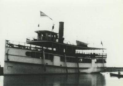 ALDERSON, WILLIAM M. (1884, Steamer)