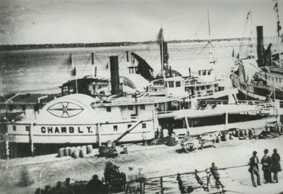 CHAMBLY (1871, Steamer)