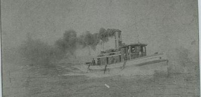 BREYMANN,  G. H. (1903, Tug (Towboat))