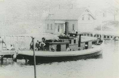 CHARM (1885, Fish Tug)