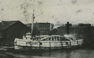 CHICAGO (1855, Propeller)