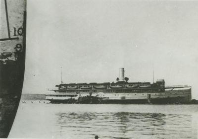 CITY OF BENTON HARBOR (1904, Steamer)