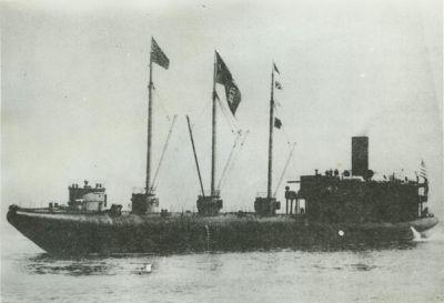 CITY OF EVERETT (1893, Whaleback)