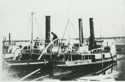 CITY OF HAMILTON (1850, Steamer)