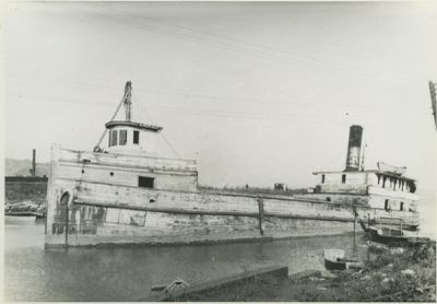GILL, ALICE (1887, Steambarge)