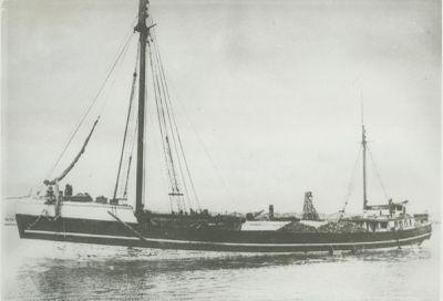 GODFREY, JEREMIAH (1881, Schooner)