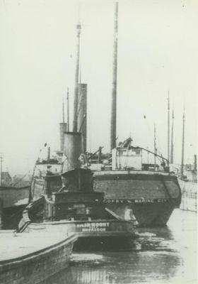 CAMPBELL, BEN (1894, Tug (Towboat))