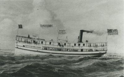 CITY OF NEW BALTIMORE (1875, Propeller)