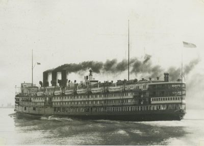 GREATER BUFFALO (1924, Steamer)