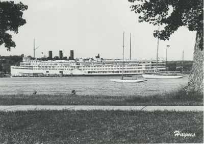 GREATER DETROIT (1924, Steamer)