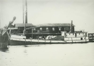 GROH, MARY (1873, Steambarge)