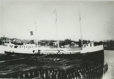 DUNCAN, MAGGIE (1890, Steambarge)