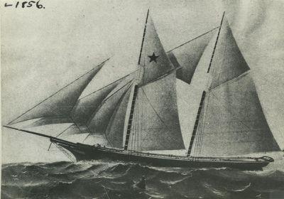 HART, ASA E. (1857, Schooner)