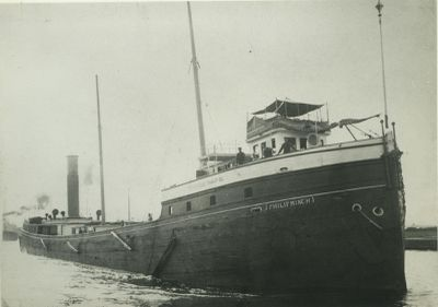 MINCH, PHILIP (1888, Bulk Freighter)