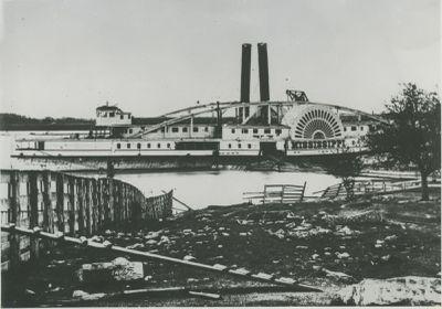 MISSISSIPPI (1853, Steamer)