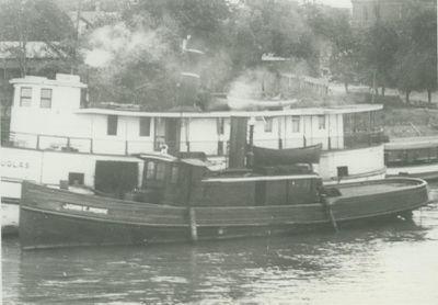 MONK, JOHN E. (1887, Tug (Towboat))