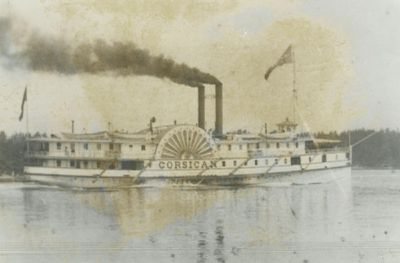 CORSICAN (1870, Barge)