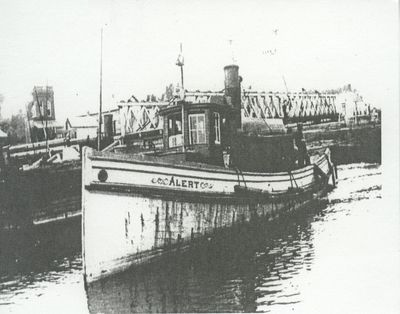 ALBERT (1886, Tug (Towboat))