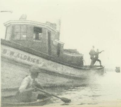 ALDRICH, B. W. (1868, Tug (Towboat))