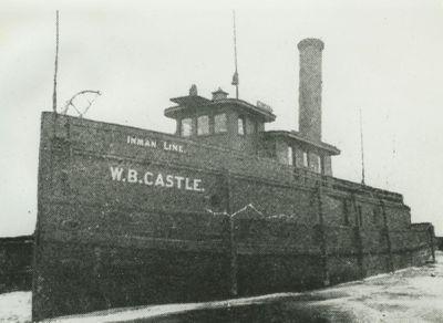 CASTLE, W.B. (1862, Tug (Towboat))