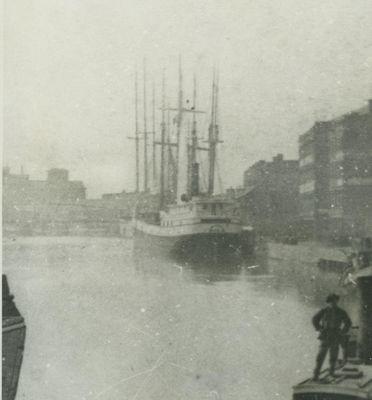 CHAMBERLAIN, SELAH (1873, Bulk Freighter)