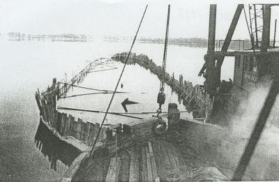 BRITANNIC (1888, Bulk Freighter)