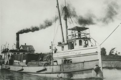 CHIPMAN, SUSIE (1885, Steambarge)