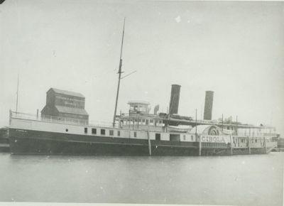 CIBOLA (1888, Excursion Vessel)