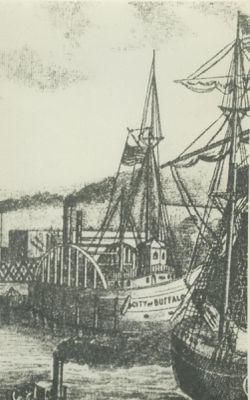 CITY OF BUFFALO (1857, Steamer)