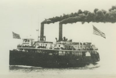 CITY OF CLEVELAND (1886, Steamer)