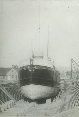 BRITON (1891, Bulk Freighter)