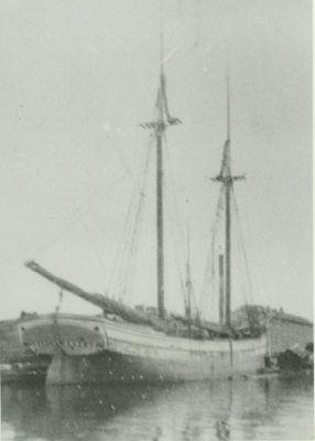 COMANCHE (1867, Schooner)
