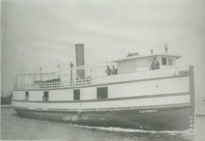 GORDON, R.J. (1881, Excursion Vessel)