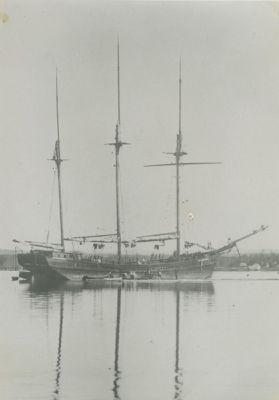 CRAWFORD, CHARLIE (1873, Scow Schooner)