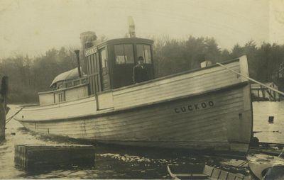 CUCKOO (1907, Tug (Towboat))