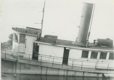 CUMMINGS, LOU A. (1883, Propeller)