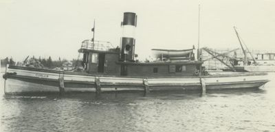 CURLEW (1867, Tug (Towboat))