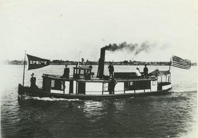 DAHLKE, BERTIE (1871, Yacht)