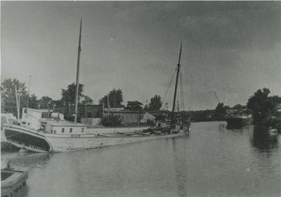 DAYTON (1871, Schooner)