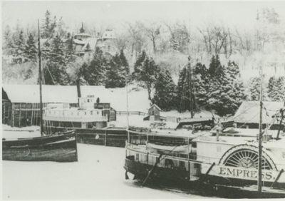 IONIA (1867, Scow Schooner)
