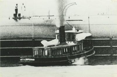 ISLAY (1892, Tug (Towboat))