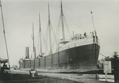 ITALIA (1889, Bulk Freighter)