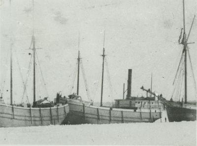 JARECKI, MARY (1871, Bulk Freighter)