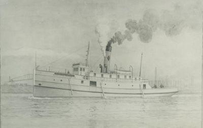 JESSIE (1867, Tug (Towboat))