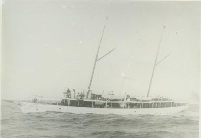 SAY WHEN (1888, Yacht)